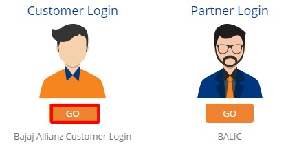 Bajaj Allianz Customer Login
