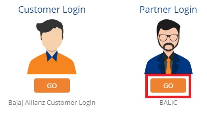 Bajaj Allianz Life Insurance Partner Login