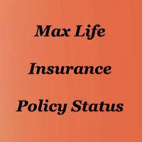 Max Life Insurance Policy Status | Check Policy Details ...