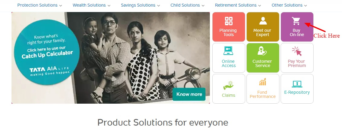 Check Steps for Tata AIA Online Payment, Buy, Renew, Pay ...