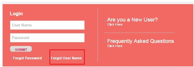 Tata AIA Customer Login Page