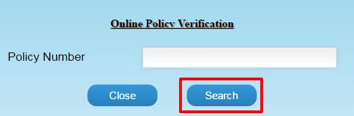 United India Insurance Online Policy Verification