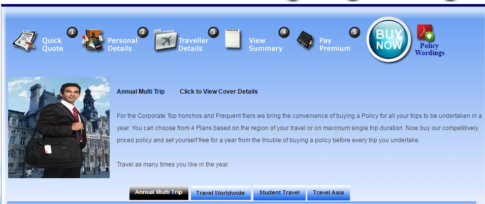 Universal Sompo Travel Insurance 1